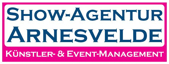 ::: Show-Agentur Arnesvelde GmbH :::: MEHR ERLEBEN Logo